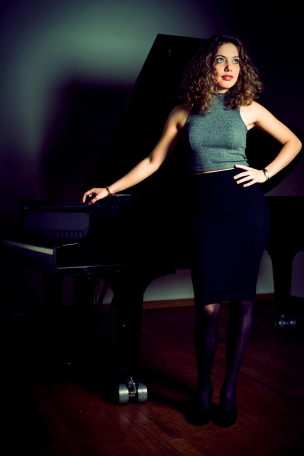 Maxime Snaterse, Piano, credits - Chantal Bekker, graphicalert.com