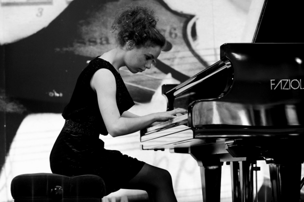Maxime Snaterse, Prinses Christina Concours, Den Haag