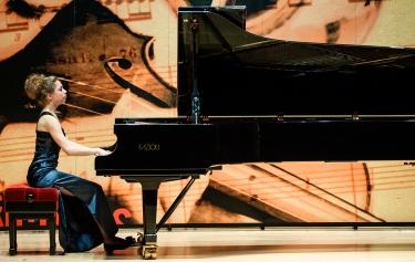 Maxime Snaterse, Muziekcentrum Enschede, Prinses Christina Concours