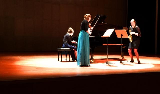 Maxime-Snaterse-Elisa-Karen-Tavenier-Deborah-Witteveen, Griekenland, Thessaloniki