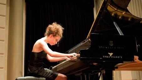 Maxime-Snaterse, Steinway Pianoconcours, Kleine Zaal Concertgebouw Amsterdam
