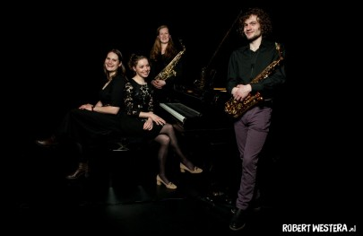 Franske, Maxime, Deborah & Jos
